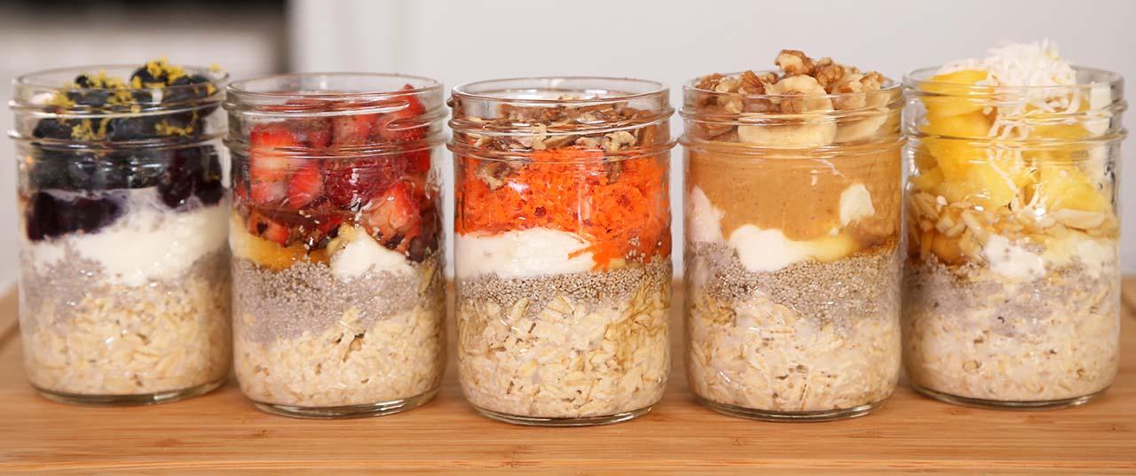 Fruit Cake In A Jar Recipe