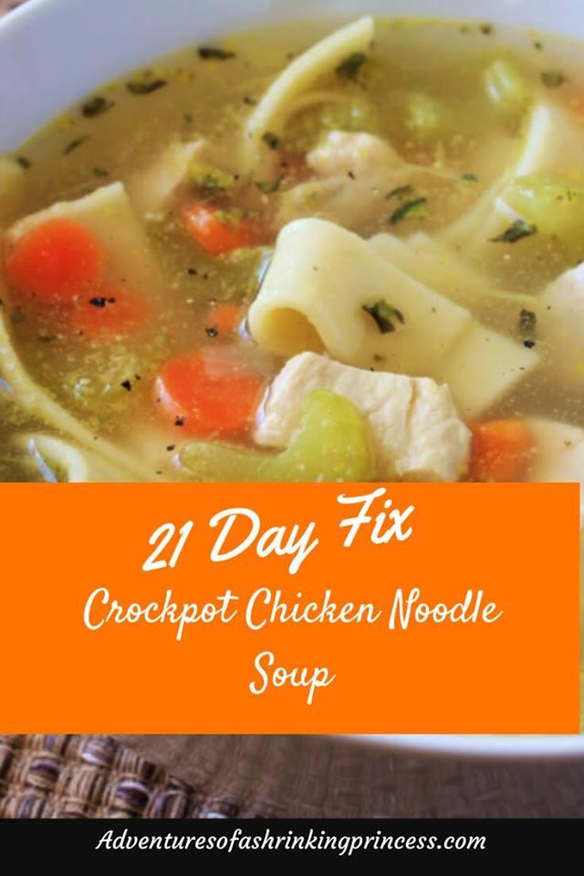 crock pot chicken pasta soup